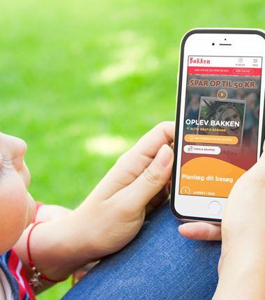 Nyt Umbraco-site og 360 graders digital marketing