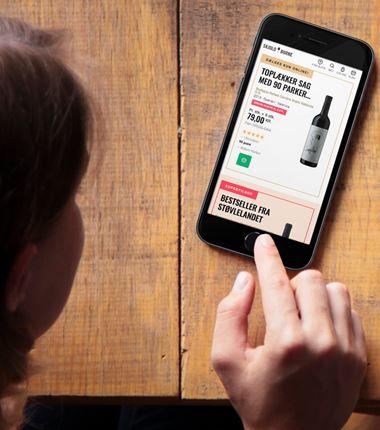 4 Umbraco commerce-platforme for Danmarks største vinkoncern